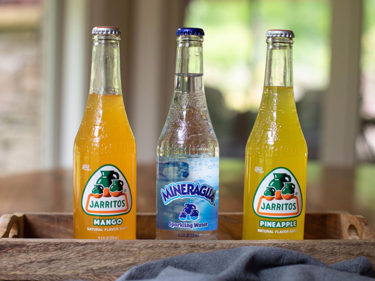 Mineragua Sparkling Water Just 74¢ At Publix (Jarritos Soda 79¢) on I Heart Publix