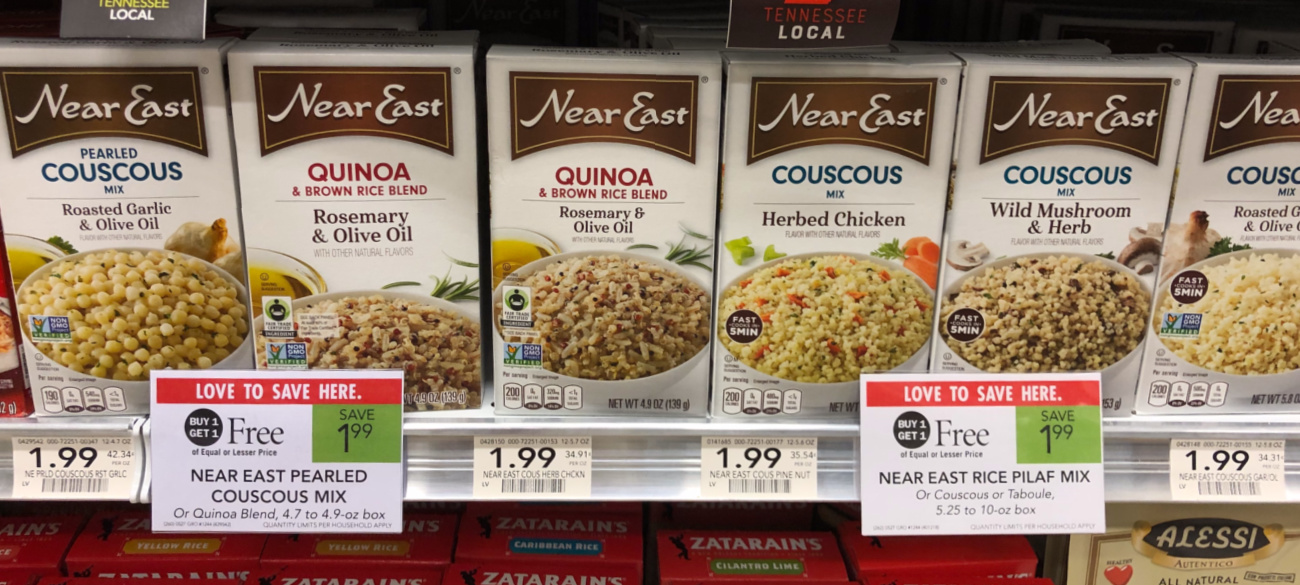 Near East Products Only 50¢ At Publix on I Heart Publix 1