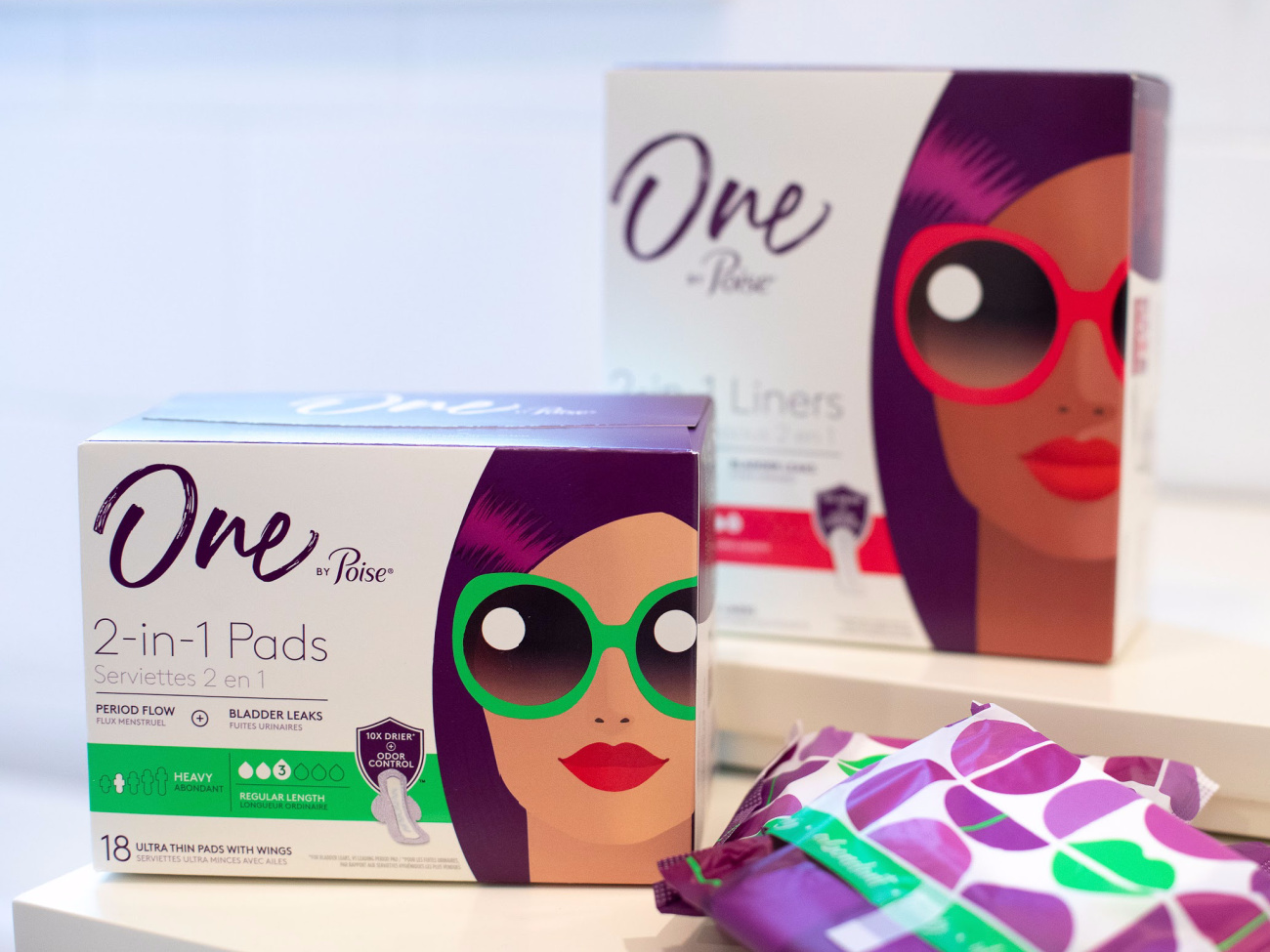 New One By Poise® Handles Your Period Weeks AND Bladder Leaks - Try Them Now And Save BIG At Publix! on I Heart Publix 1