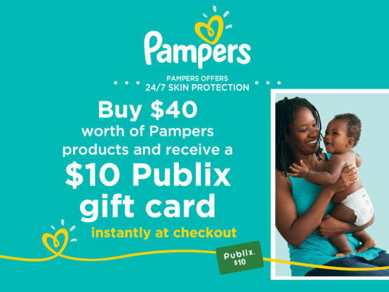 Can't-Miss Deal On Pampers Products Available NOW At Publix on I Heart Publix 1
