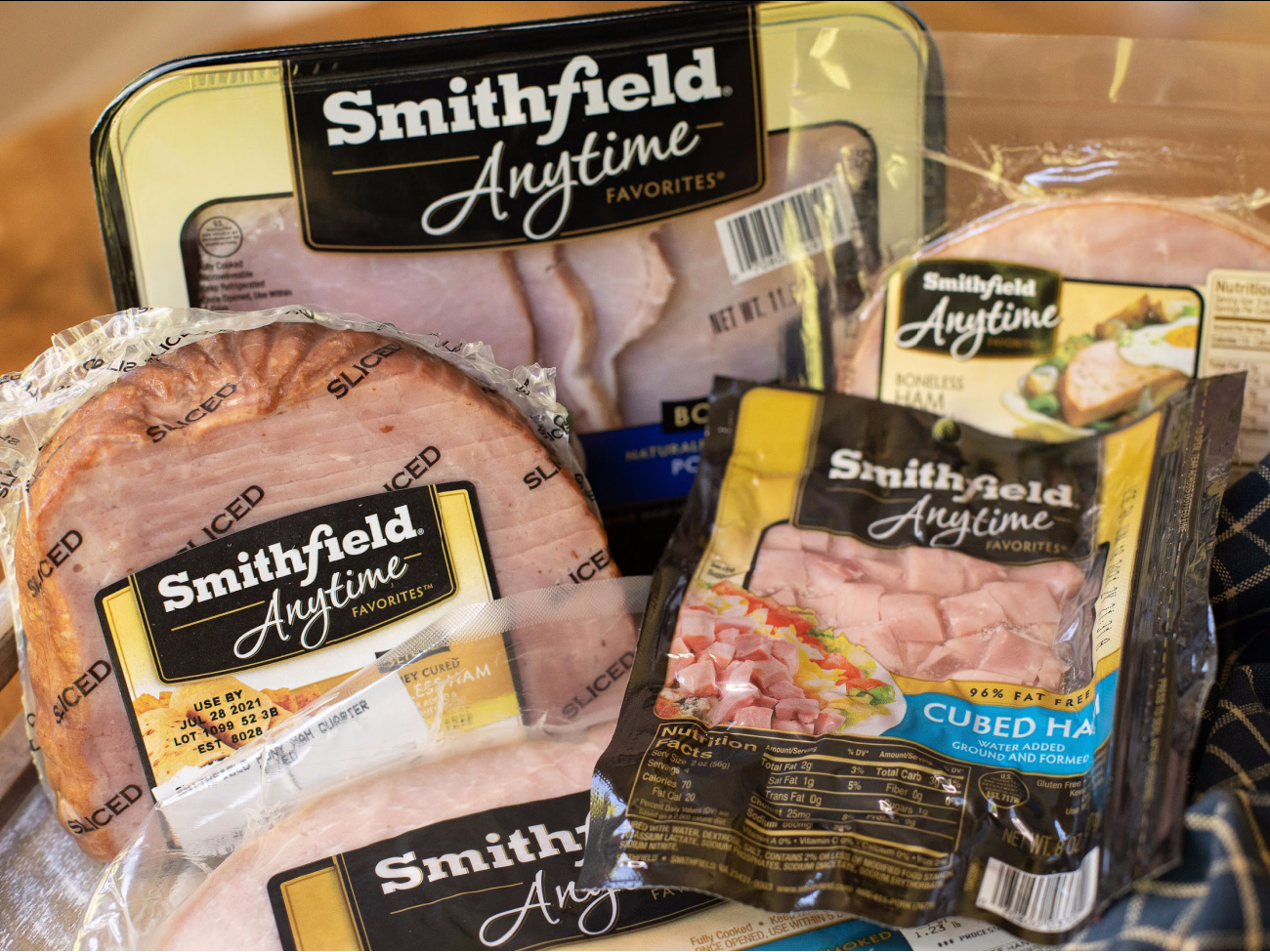 Don't Miss The Chance To Save On Your Favorite Smithfield Anytime Favorites Product on I Heart Publix