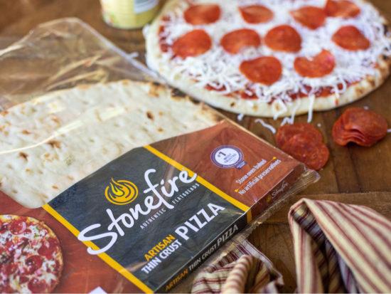Stonefire Artisan Pizza Crust Just 95¢ At Publix on I Heart Publix 3