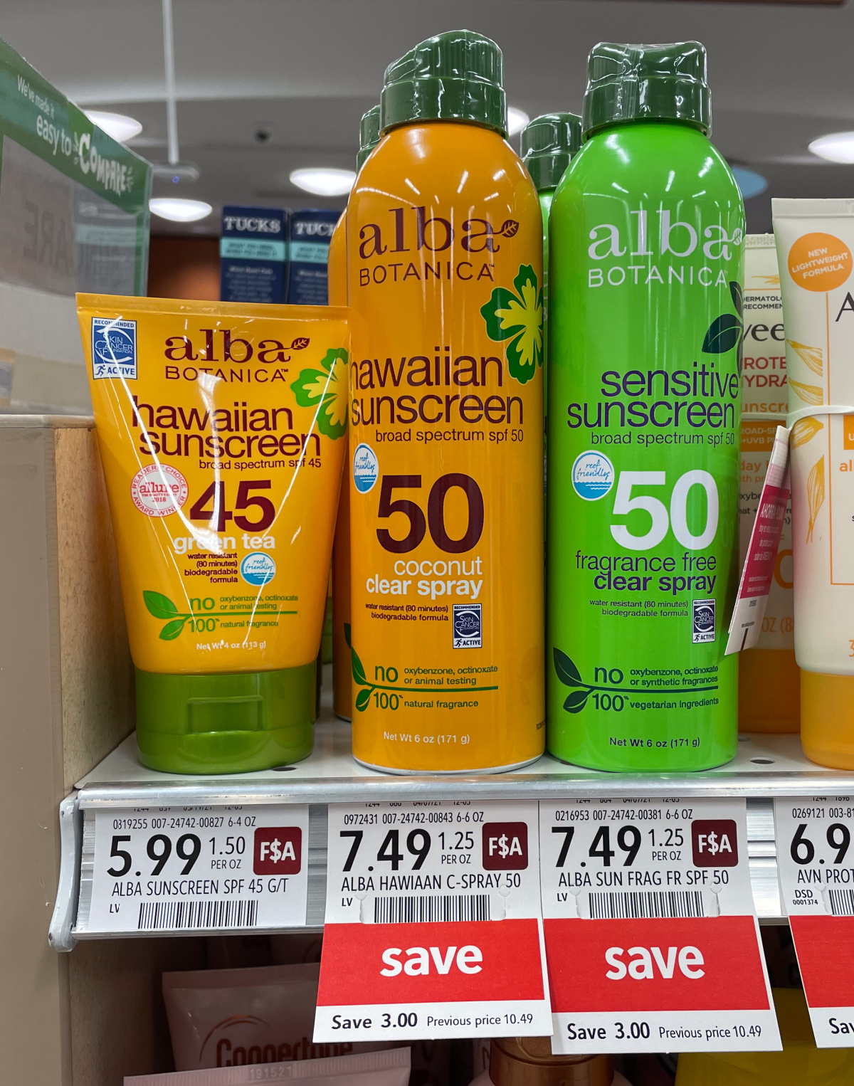 Stock Up On Fantastic Sunscreen And Save - Alba Botanica Is On Sale Now At Publix on I Heart Publix