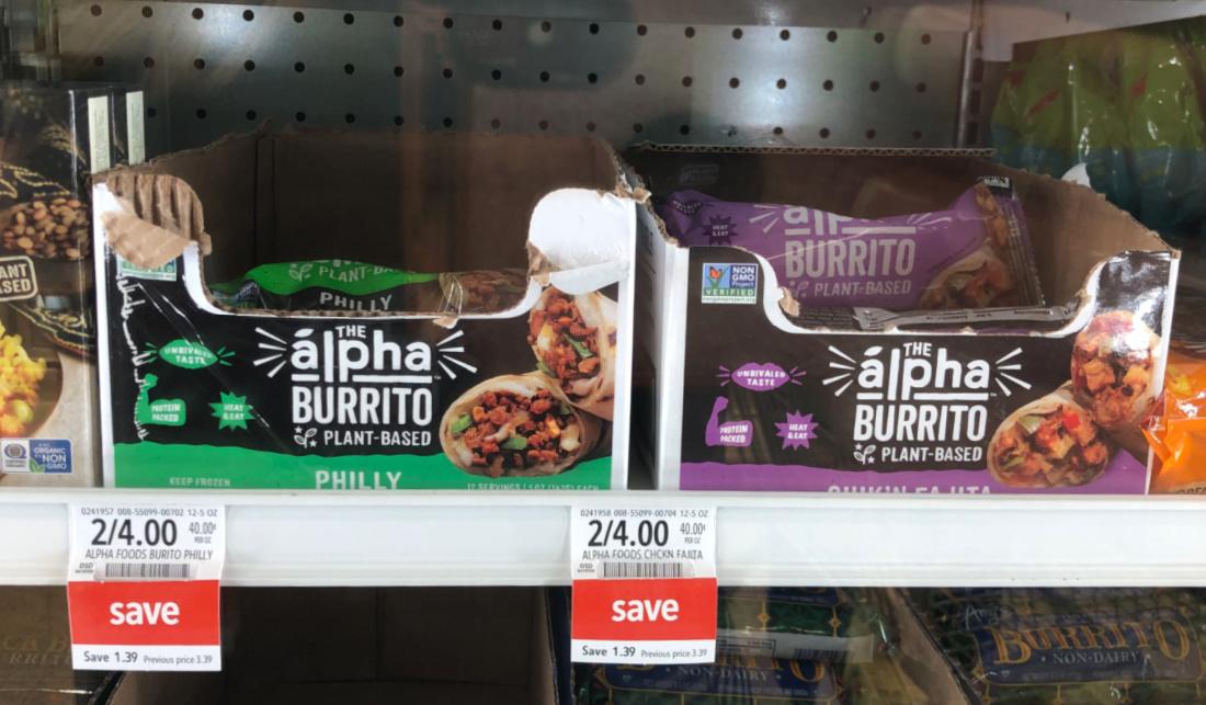 The Alpha Burrito Just $1 At Publix (Plus Cheap Nuggets) on I Heart Publix
