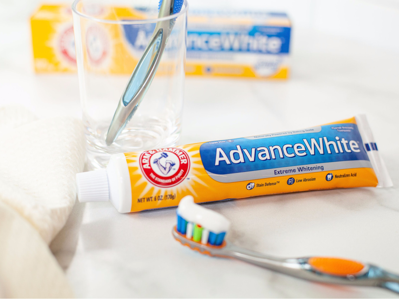 Arm & Hammer Toothpaste Just $1.45 At Publix on I Heart Publix