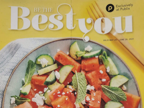 Be The Best You Booklet For 2021 - Coupons Valid 1/23 - 2/20 on I Heart Publix 1