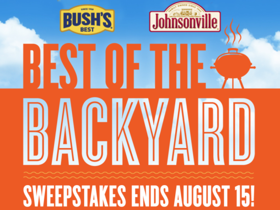 Enter The Best of the Backyard Sweepstakes For A Chance To Win The Ultimate Backyard Prize Pack on I Heart Publix
