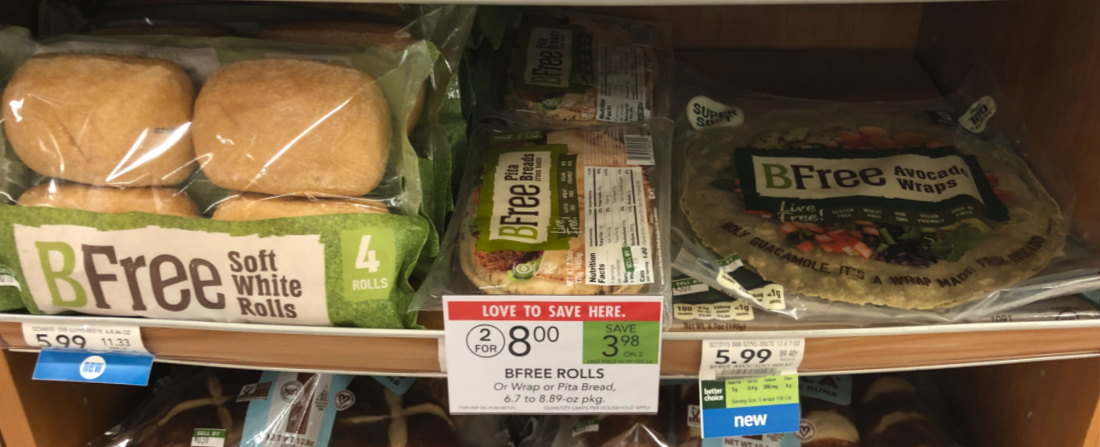 Look For New BFree Avocado Wraps At Publix + One Reader Will Win A $100 Gift Card & Free BFree Products! on I Heart Publix 2