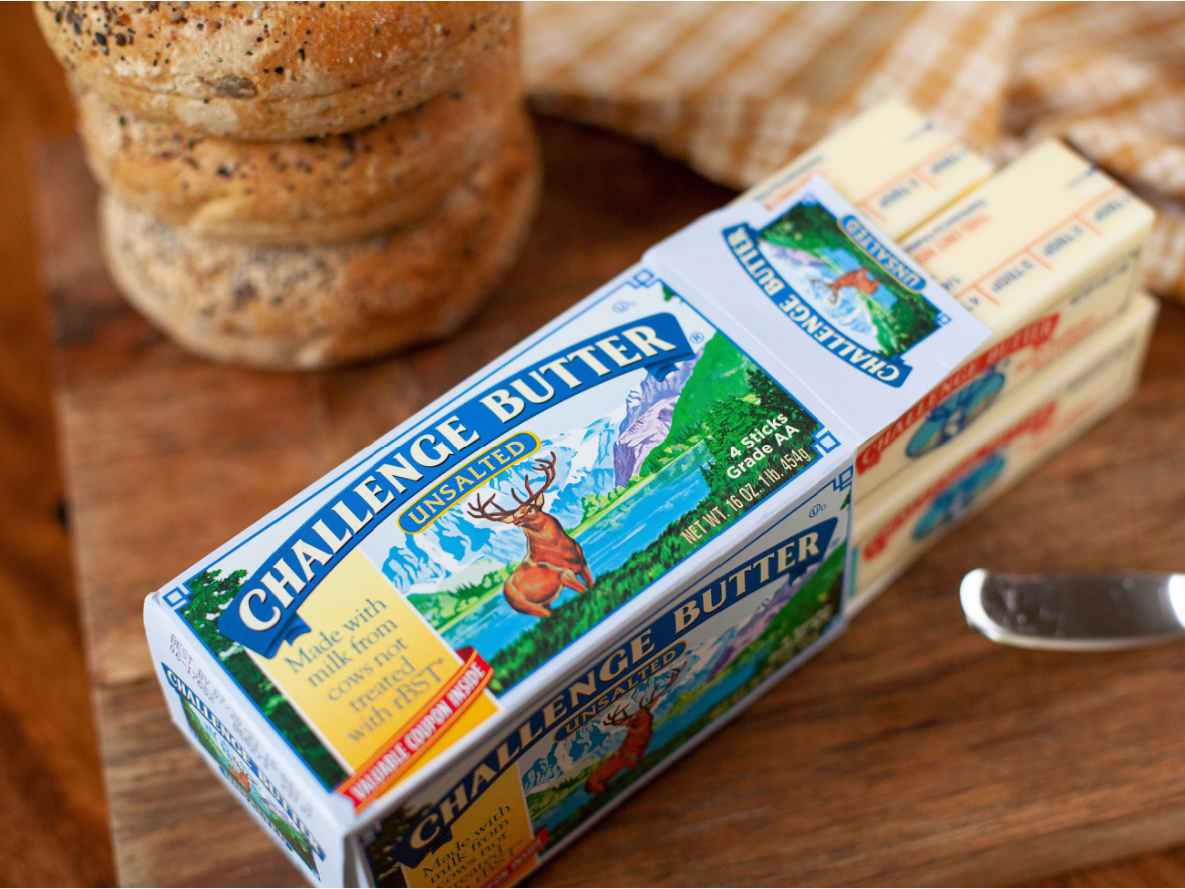Challenge Butter As Low As $1.50 At Publix on I Heart Publix