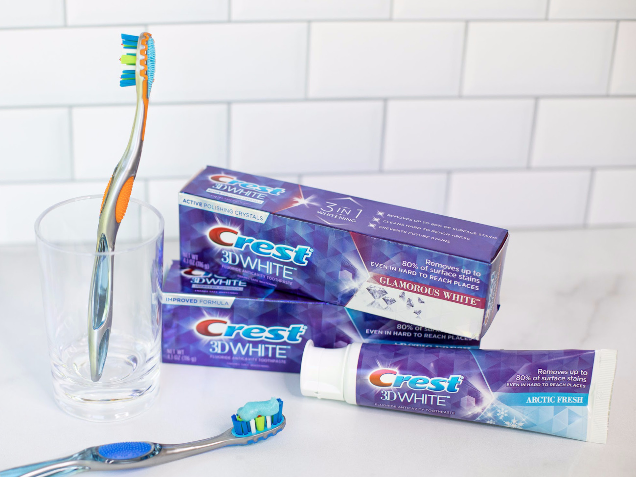 It's Finally Time To Show Your Gorgeous Smiles - Take The Opportunity To Grab A Deal On Crest Toothpaste At Publix on I Heart Publix