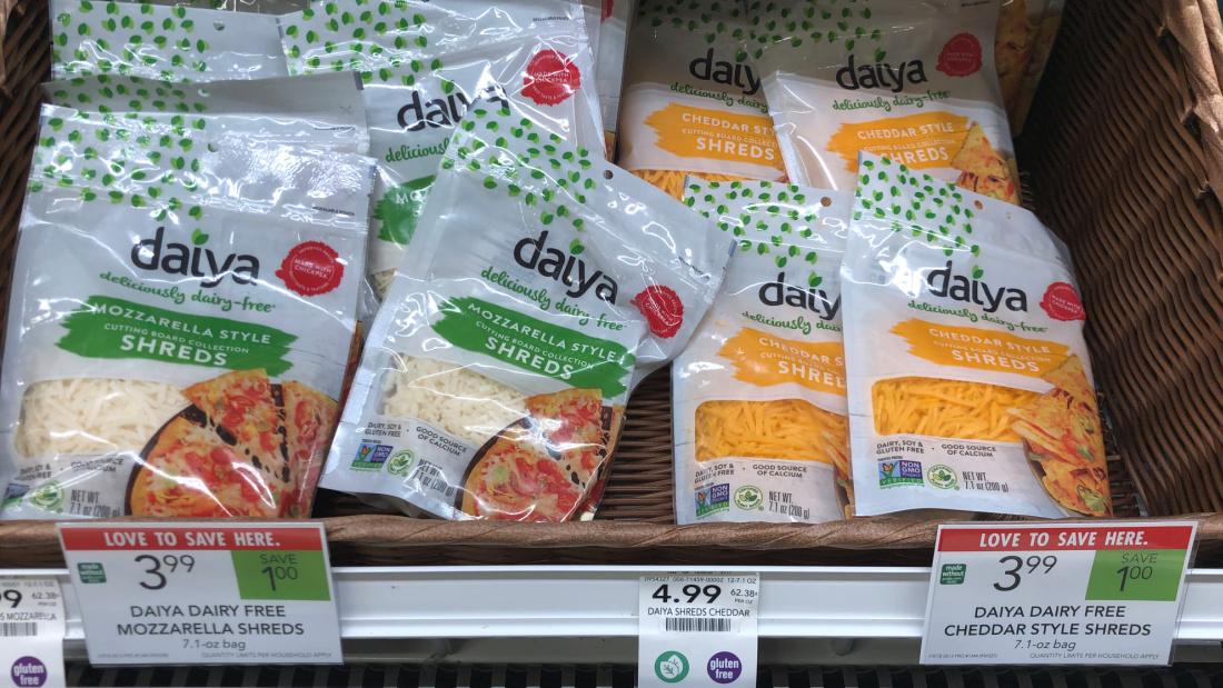 Daiya Dairy Free Shreds Just $1.50 At Publix (Regular Price $4.99) on I Heart Publix 1