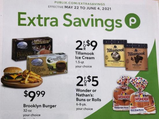 Publix Extra Savings Flyer Valid 5/22 to 6/4 on I Heart Publix