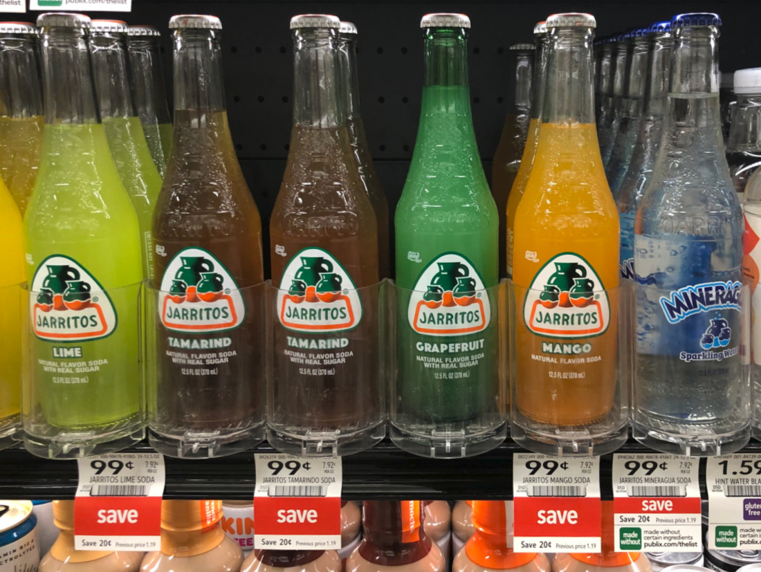 Jarritos Soda Only 74¢ At Publix on I Heart Publix 3