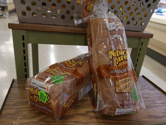 Nature's Own Bread Just $1.29 At Publix on I Heart Publix 1