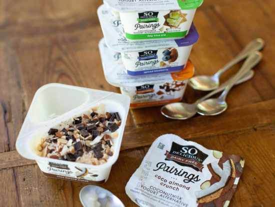Get So Delicious Pairings Yogurt Alternative For FREE At Publix on I Heart Publix 2