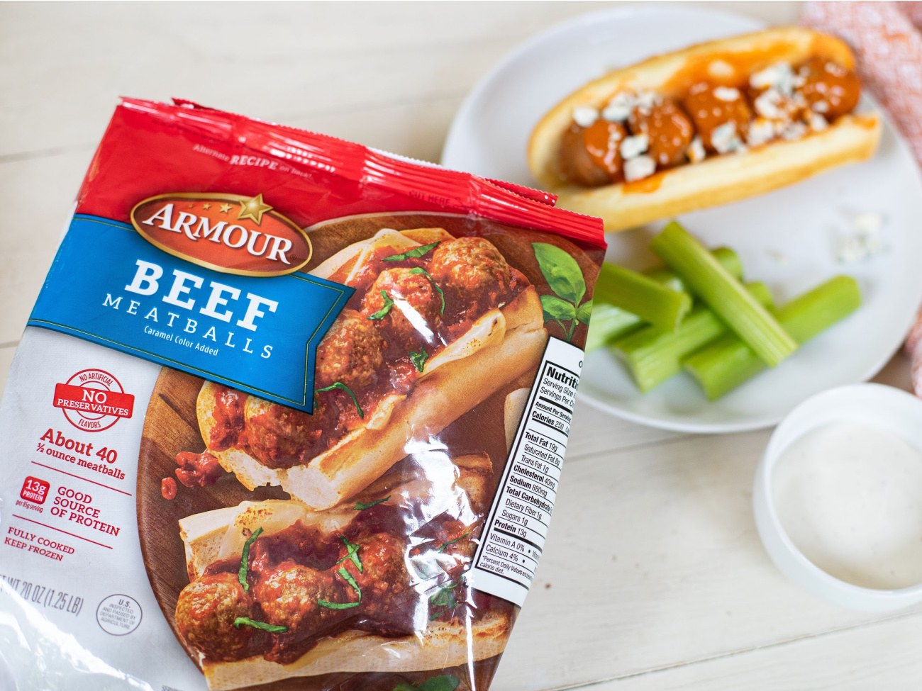Still Time To Save On Armour Meatballs At Publix - Load Your Coupon & Save on I Heart Publix