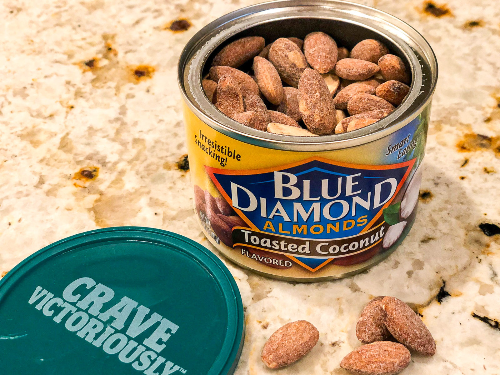 Blue Diamond Almonds Less Than Half Price - Just $1.15 Per Can At Publix on I Heart Publix