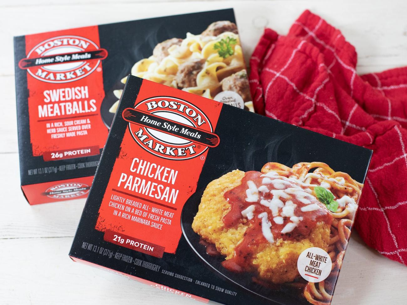 Boston Market Home Style Meals Just 85¢ At Publix on I Heart Publix 1