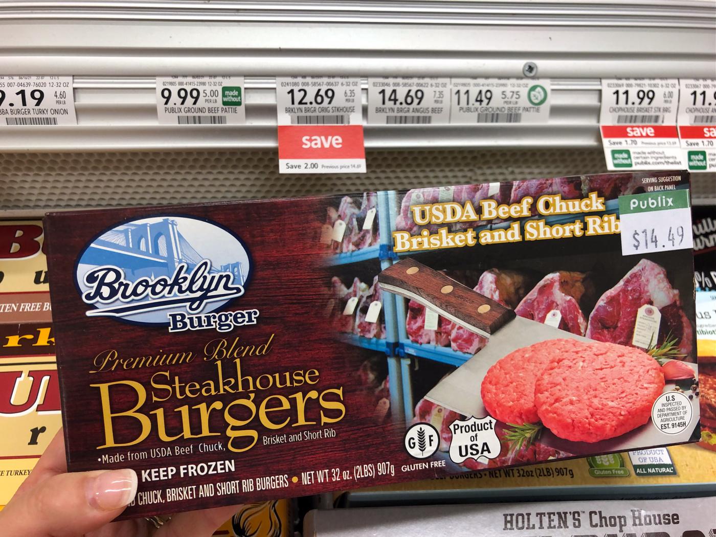 Brooklyn Burgers July 4th Draft on I Heart Publix 1