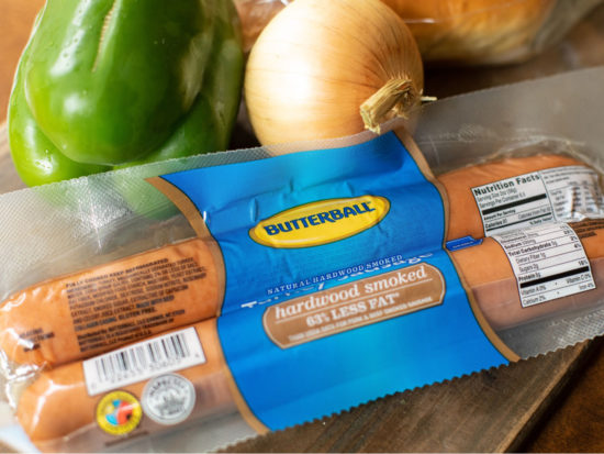 Butterball Turkey Dinner Sausage As Low As $2.44 At Publix on I Heart Publix