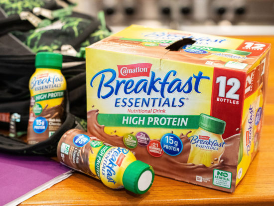 Save $4 On Delicious And Convenient Carnation Breakfast Essentials® At Publix on I Heart Publix