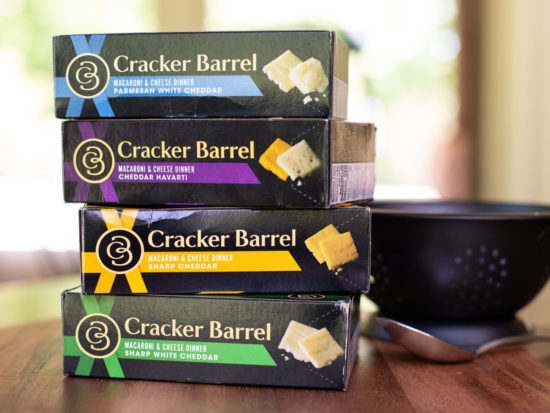 Save On Delicious Cracker Barrel Macaroni & Cheese At Publix - Convenience & Great Taste At A Great Price! on I Heart Publix