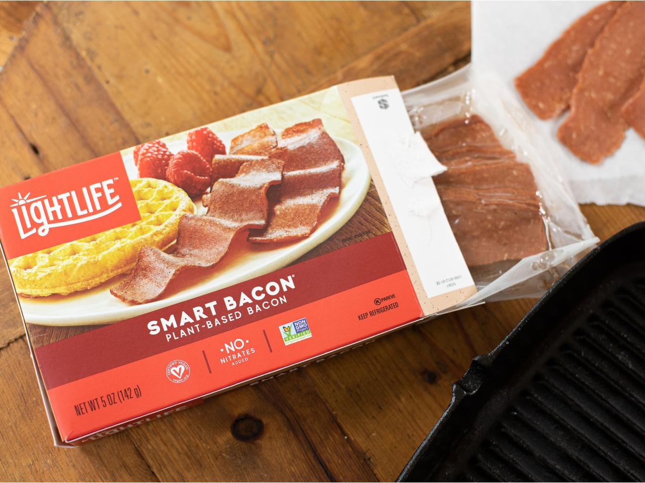 Lightlife Smart Bacon Just $1.99 At Publix on I Heart Publix