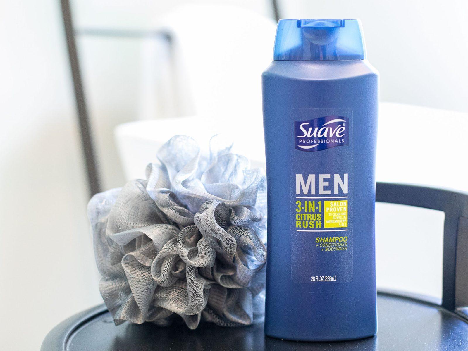 Suave Men Hair Care Just $2.79 At Publix (Regular $4.79) on I Heart Publix 1