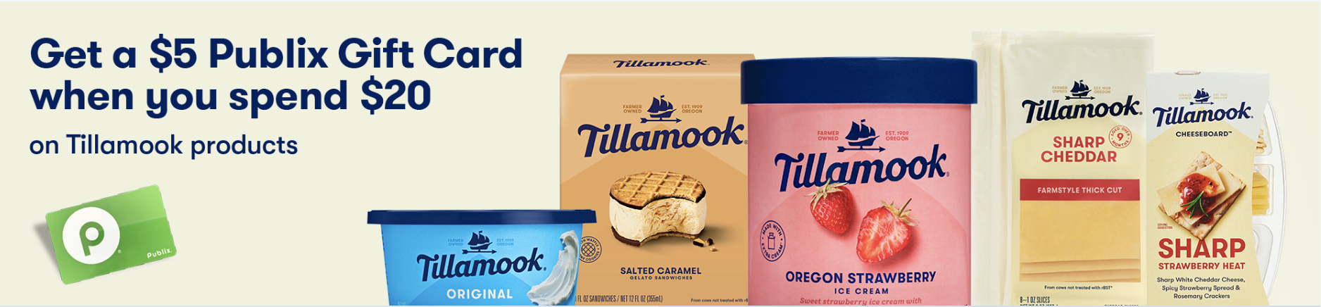 Tillamook Products Make Summer Entertaining Delicious AND Rewarding! on I Heart Publix