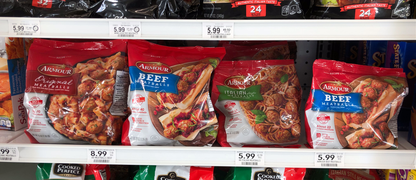 Last Chance To Save On Armour Meatballs At Publix - Load Your Coupon & Save on I Heart Publix 1