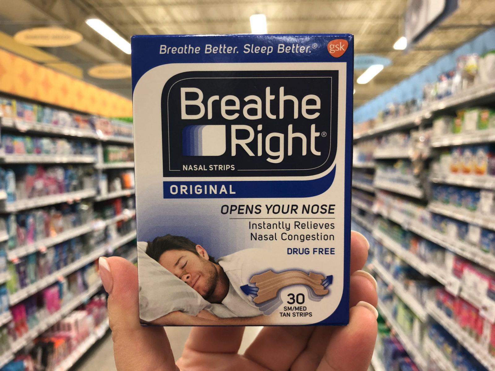 Breathe Right Nasal Strips Just $8.79 At Publix on I Heart Publix 1