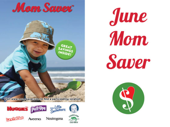 May MOM Saver Booklet + Find Your Local Event Day & Time on I Heart Publix 1