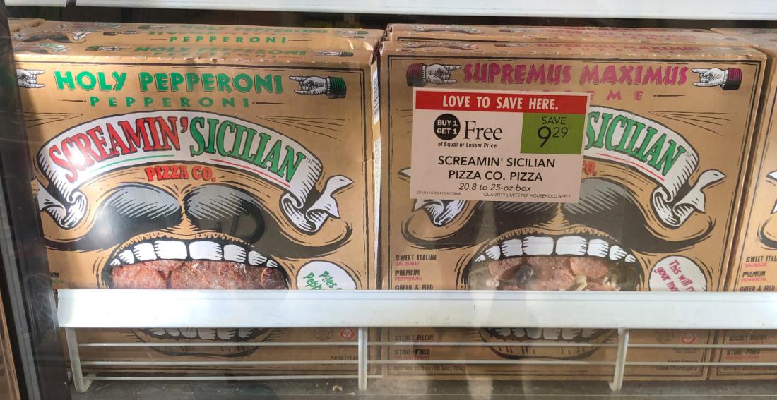 Screamin' Sicilian Pizza Just $3.65 With The Publix BOGO Sale on I Heart Publix 3