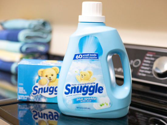 Snuggle Fabric Softener As Low As $1.50 At Publix on I Heart Publix