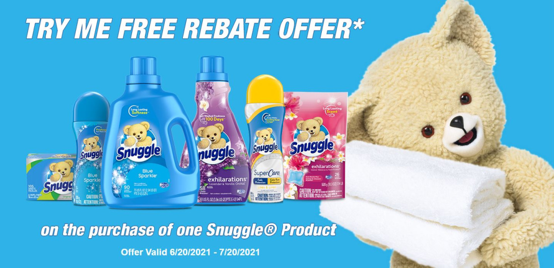FREE Snuggle After Rebate on I Heart Publix