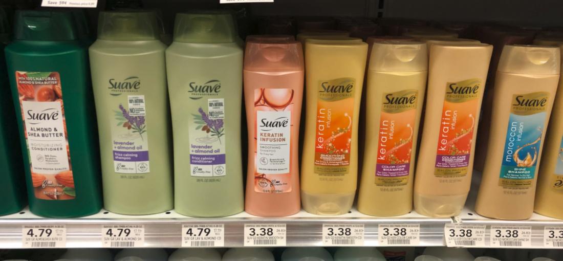 Suave Professionals Hair Care Just $1.50 At Publix on I Heart Publix 2