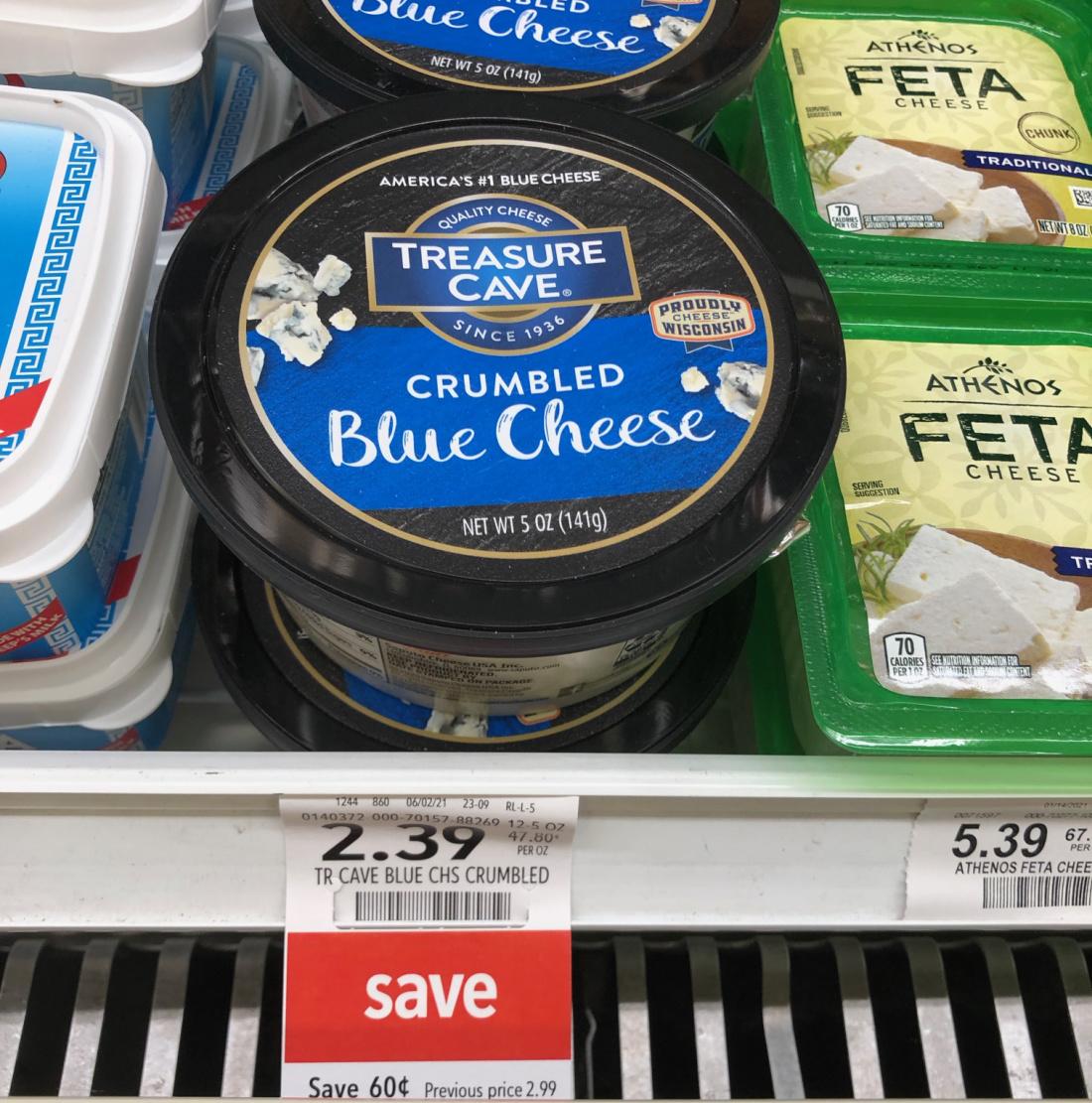 Treasure Cave Cheese Just $1.49 At Publix on I Heart Publix 1