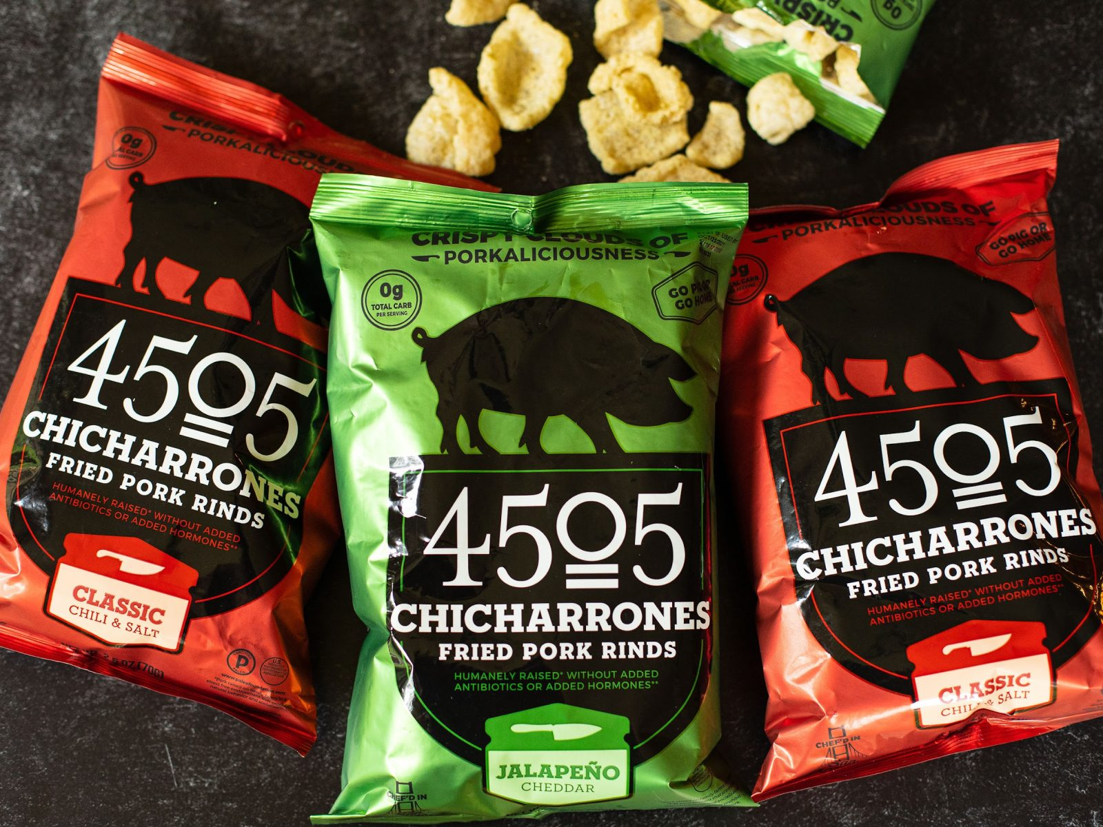4505 Chicharrones Are Now Available At Publix - Three Winners Get A $50 Publix Gift Card & Lots Of FREE 4505 Chicharrones! on I Heart Publix