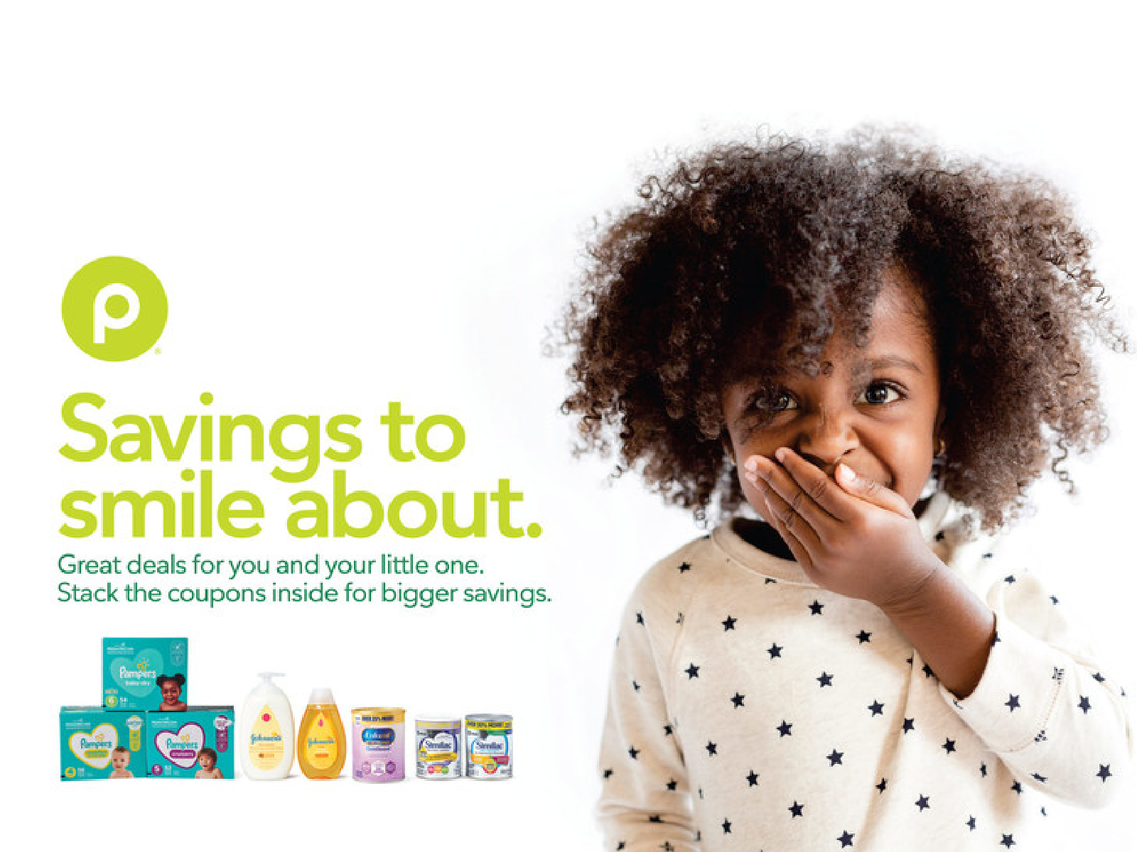New Baby Booklet - Coupons Valid Through 8/25 on I Heart Publix