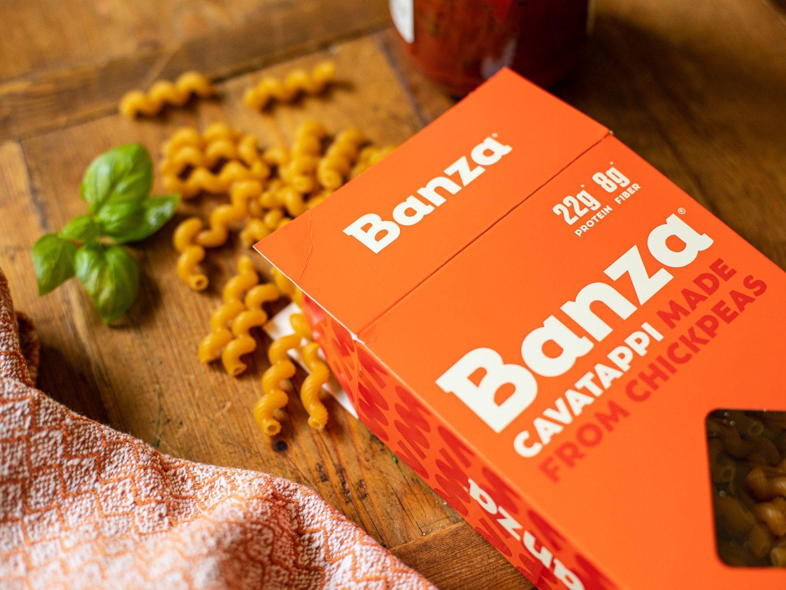 Banza Pasta Just $1.99 At Publix (Regular Price $3.69) on I Heart Publix