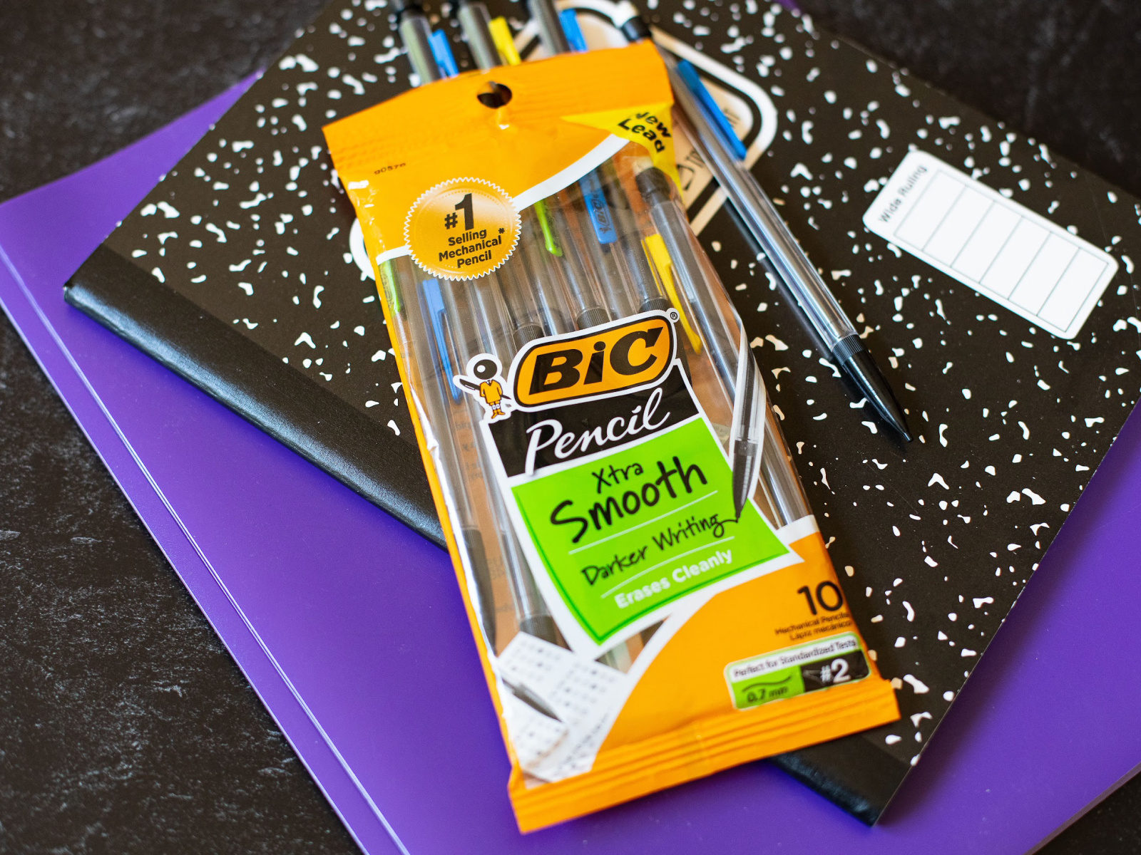New BIC Stationery Coupon Means Cheap Mechanical Pencils At Publix on I Heart Publix