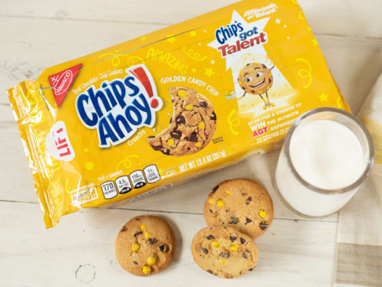 Nabisco Chips Ahoy! Golden Candy Chip Cookies Just $1.70 At Publix on I Heart Publix