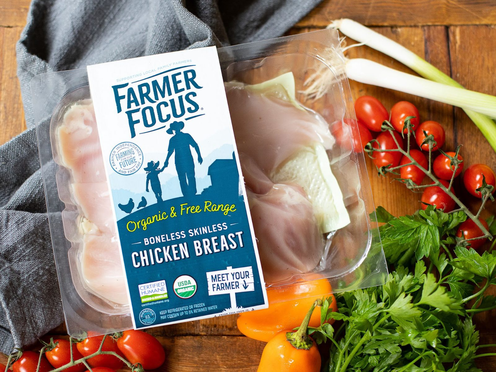 Farmer Focus Chicken Breast Is BOGO At Publix - Stock Up For All Your Summer Grilling! on I Heart Publix
