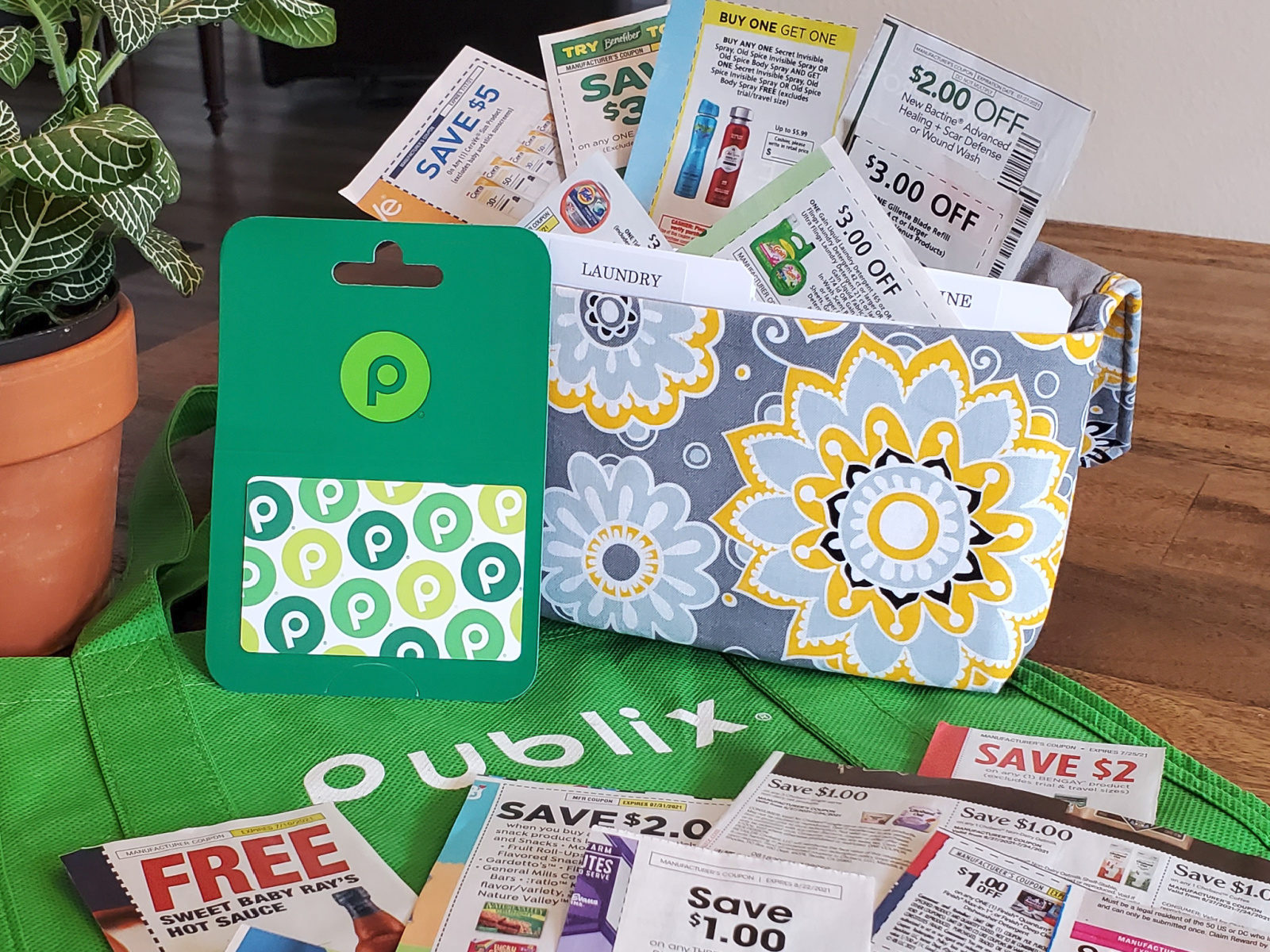 The Coupon Marketplace Is Celebrating 10 Years in Business – You Gotta Try Them Out! (+ Enter To Win A Prize Pack!) on I Heart Publix