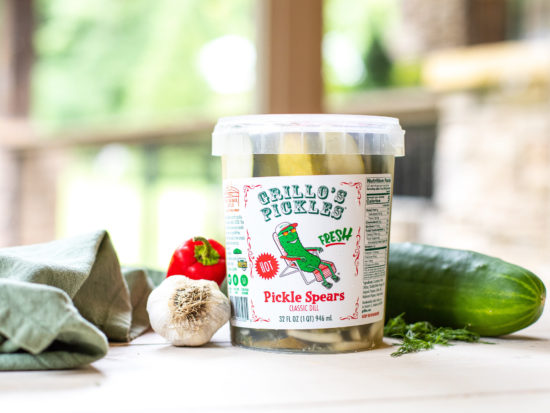 Grillo's Pickles Just $1.99 At Publix (Regular Price $6.99!) on I Heart Publix