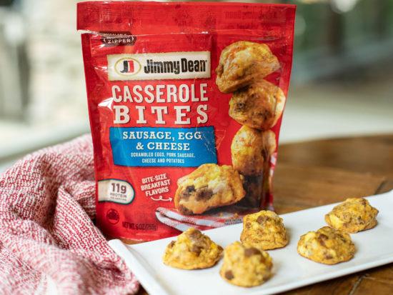 Jimmy Dean Casserole Bites Just $3.49 At Publix on I Heart Publix