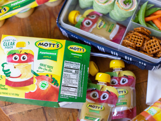 Delicious Mott's Applesauce And Juice On Sale 3/$6 At Publix on I Heart Publix 1