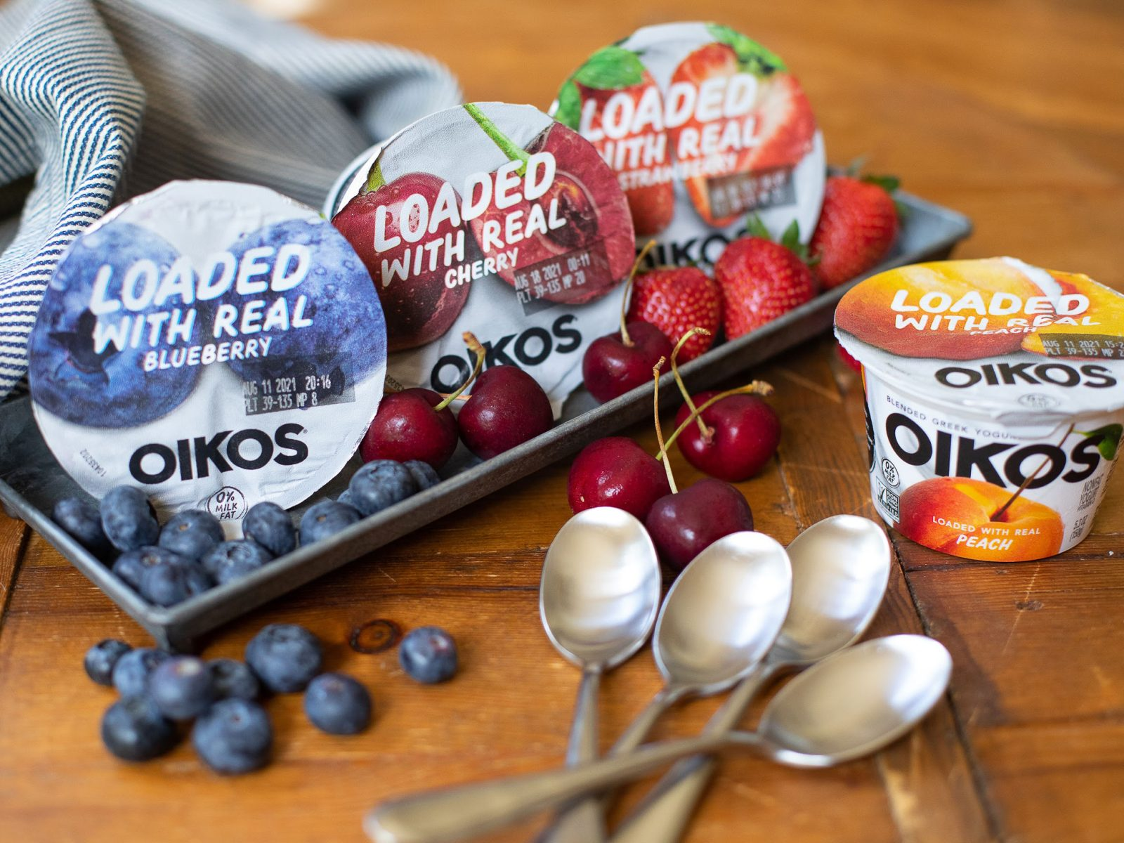 Okios Blended Greek Yogurt Just 60¢ Per Cup This Week At Publix on I Heart Publix