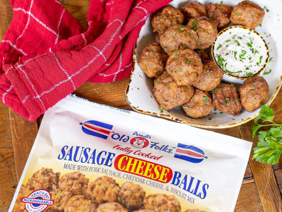 Purnell's Sausage Cheese Balls Are New At Publix - Find Them In The Frozen Aisle on I Heart Publix 1