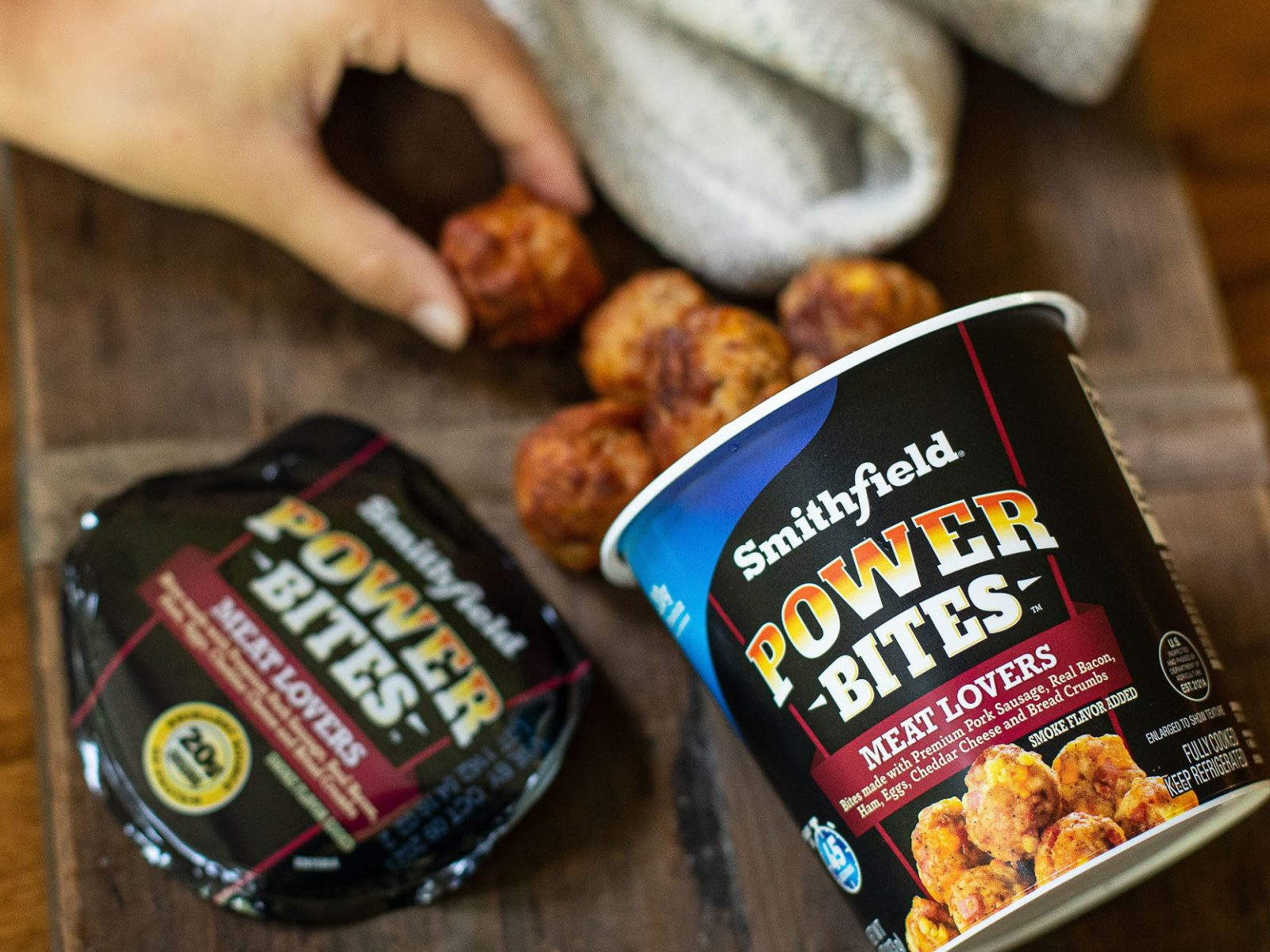 Grab A Super Deal On Smithfield Power Bites - FREE At Publix on I Heart Publix 1